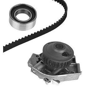 METELLI FIAT PANDA Water pump + timing belt kit (30-0739-1)