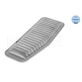 Air filter 30-12 321 0025 MEYLE