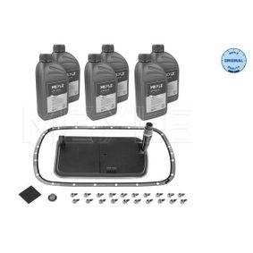 Beliebte Teilesatz, Ölwechsel-Automatikgetriebe MEYLE 300 135 0403 für BMW 3er 320 d 150 PS