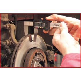 300.0540 Messschieber, Bremsscheibendicke von KS TOOLS Qualitäts Ersatzteile