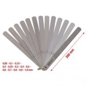 300.0618 Galga de espesores de KS TOOLS herramientas de calidad