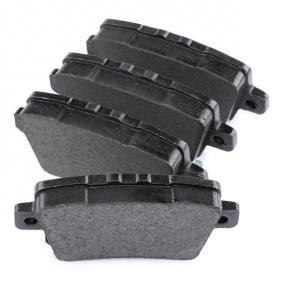 VALEO Brake pad set (301849)