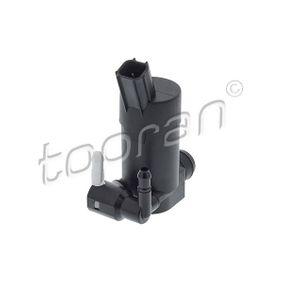 Bomba de limpiaparabrisas TOPRAN (304 720) para FORD MONDEO precios