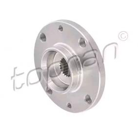 TOPRAN Wheel hub 304 876