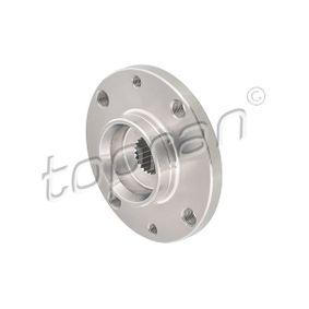 Wheel hub 304 876 TOPRAN