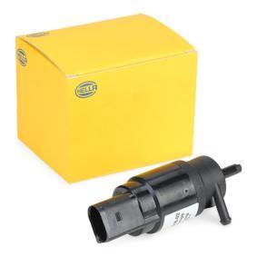 HELLA Waschwasserpumpe 8TW 006 848-021 für AUDI A4 3.2 FSI 255 PS kaufen