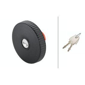 Verschluss, Kraftstoffbehälter HELLA Art.No - 8XY 006 369-001 OEM: 1234710230 für MERCEDES-BENZ kaufen