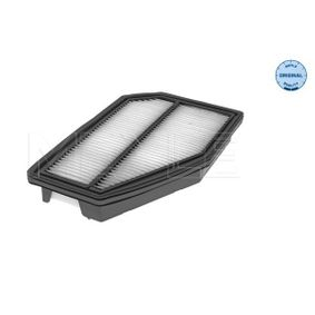 Air filter 31-12 321 0013 MEYLE