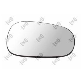 Spiegelglas, Außenspiegel ABAKUS Art.No - 3119G03 OEM: 7701469160 für RENAULT kaufen