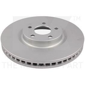 Bremsscheibe NK Art.No - 3125107 OEM: 5312312 für FORD, FORD USA kaufen