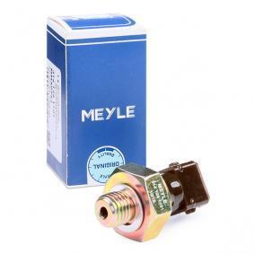 25 Хечбек (RF) MEYLE Датчик за налягане на маслото / сензор / клапан 314 126 1101