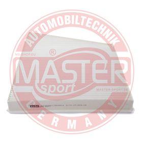 MASTER-SPORT Filter, Innenraumluft A2118300018 für MERCEDES-BENZ, SMART, MAYBACH bestellen