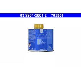 ATE Aceite de frenos (03.9901-5801.2)