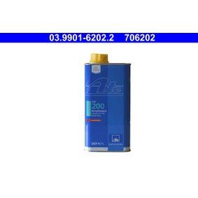 ATE 706202 Bremsflüssigkeit (03.9901-6202.2) Online-Shop