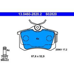 ATE Snímač úhlu řízení (13.0460-2820.2)