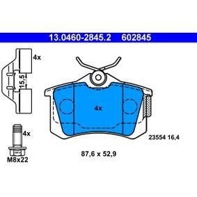 ATE RENAULT SCÉNIC Wischwasserbehälter (13.0460-2845.2)