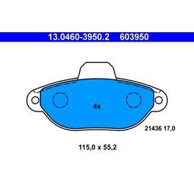 ATE Hood struts (13.0460-3950.2)