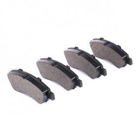 ATE Brake Pad Set, disc brake (13.0460-3994.2) at low price