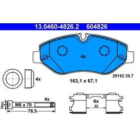 ATE VW CRAFTER Kurbelgehäuseentlüftung (13.0460-4826.2)