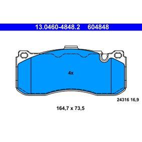 ATE BMW 3er Wasserpumpe + Zahnriemensatz (13.0460-4848.2)