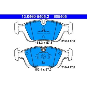 Mastervac ATE (13.0460-5405.2) pour BMW Z4 Les prix
