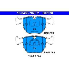 ATE Keilrippenriemensatz (13.0460-7078.2)