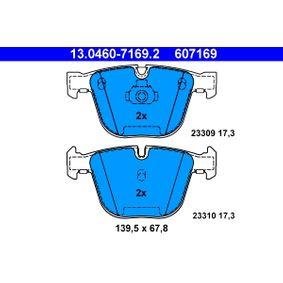 ATE Stoßdämpfer Heckklappe (13.0460-7169.2)