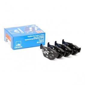 34212157574 für BMW, ROVER, Bremsbelagsatz, Scheibenbremse ATE (13.0470-3605.2) Online-Shop