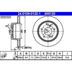 Buy Fuel pressure regulator for MERCEDES-BENZ W124 Saloon (W124) 230