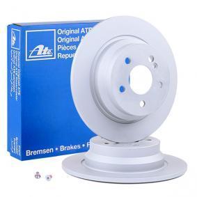 A2114230712 für MERCEDES-BENZ, Bremsscheibe ATE (24.0110-0278.1) Online-Shop