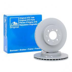 SDB100600 за HONDA, SKODA, ROVER, MG, ACURA, Спирачен диск ATE (24.0121-0105.1) Онлайн магазин