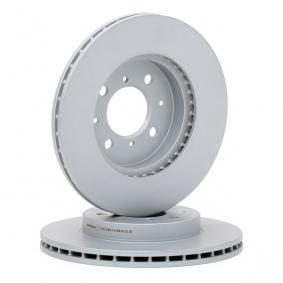 ATE Спирачен диск (24.0121-0105.1) на ниска цена