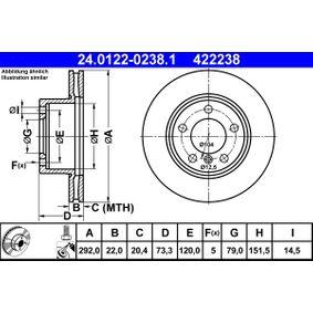 ATE Regler Lichtmaschine (24.0122-0238.1)