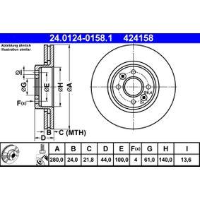 ATE Waschwasserbehälter (24.0124-0158.1)
