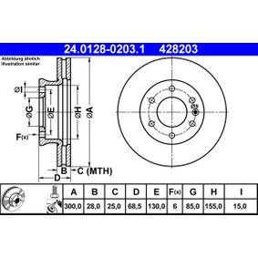 ATE Ventil Kurbelgehäuseentlüftung (24.0128-0203.1)