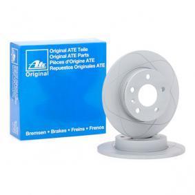 ZAFIRA B (A05) ATE Hochdruckleitung 24.0310-0250.1
