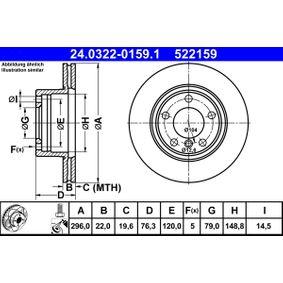 ATE Filter-Satz (24.0322-0159.1)