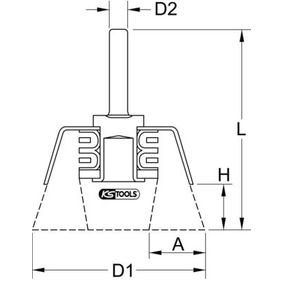 Comandați KS TOOLS 340.0011
