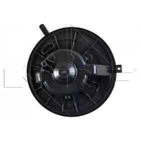 1K1819015D for VW, AUDI, VOLVO, SKODA, SEAT, Interior Blower NRF (34004) Online Shop