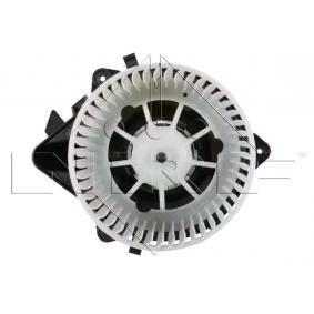 Heater fan motor 34022 NRF