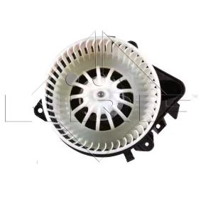 Heater fan motor 34024 NRF
