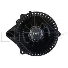 Heater fan motor 34026 NRF