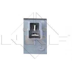 NRF Electric motor interior blower 34026