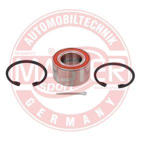 MASTER-SPORT Radlagersatz 90425658 für VW, OPEL, CHEVROLET, SAAB, VAUXHALL bestellen