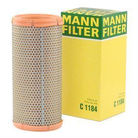 MANN-FILTER C 1184 Online-Shop