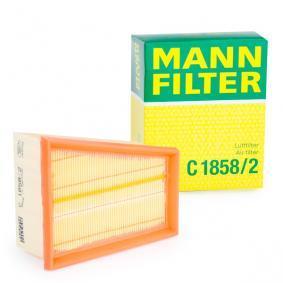 MANN-FILTER Motorluftfilter C 1858/2