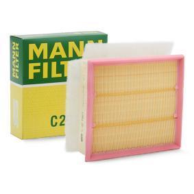 Luftfilter MANN-FILTER Art.No - C 20 106/1 OEM: 5835127 für OPEL, DAEWOO, VAUXHALL kaufen