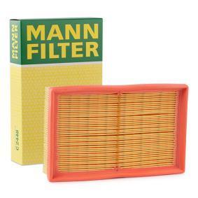 MANN-FILTER C 2448 Webáruház