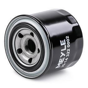 MEYLE Oil filter 35-14 322 0002
