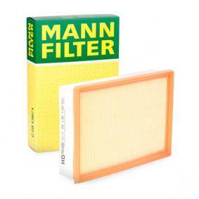 Luftfilter MANN-FILTER Art.No - C 28 136/1 OEM: 1L0129620 für VW, AUDI, SKODA, SEAT, CUPRA kaufen